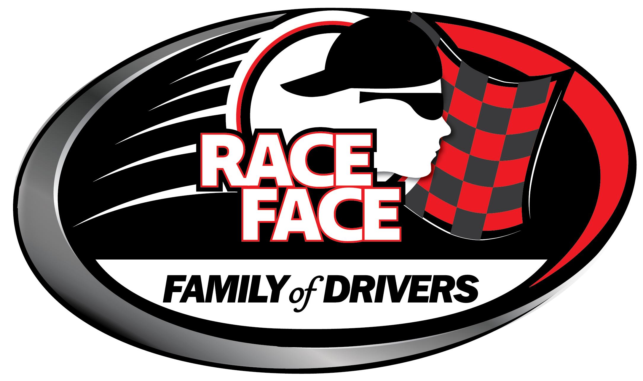 Race Face FAMILY drivers logo